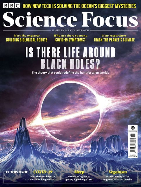 BBC Science Focus issue 08/2020