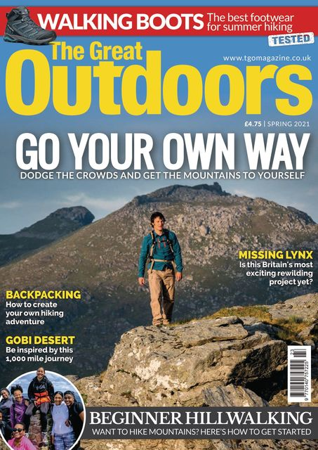 The Great Outdoors issue Spring 2021