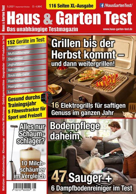 HAUS & GARTEN TEST Ausgabe 05/2021