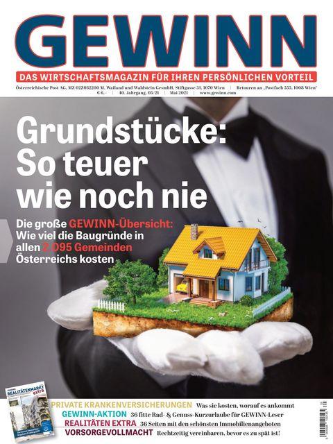 GEWINN Ausgabe 05/2021
