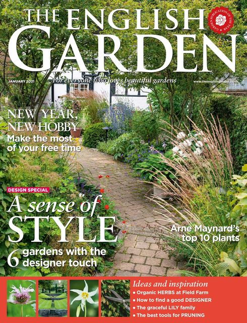 The English Garden issue 01/2021