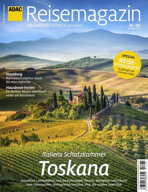 ADAC Reisemagazin 2021-02-11