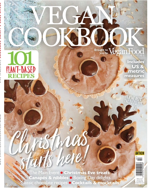 The Vegan Cookbook issue 10, Christmas Starts here!