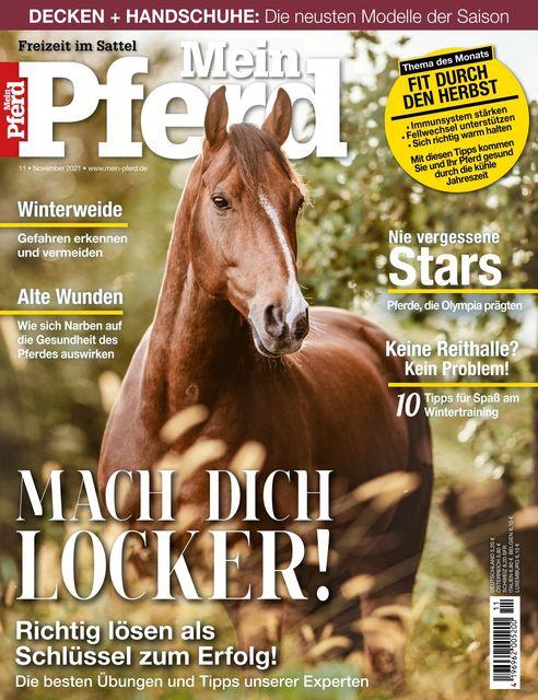 Mein Pferd Ausgabe 11/2021