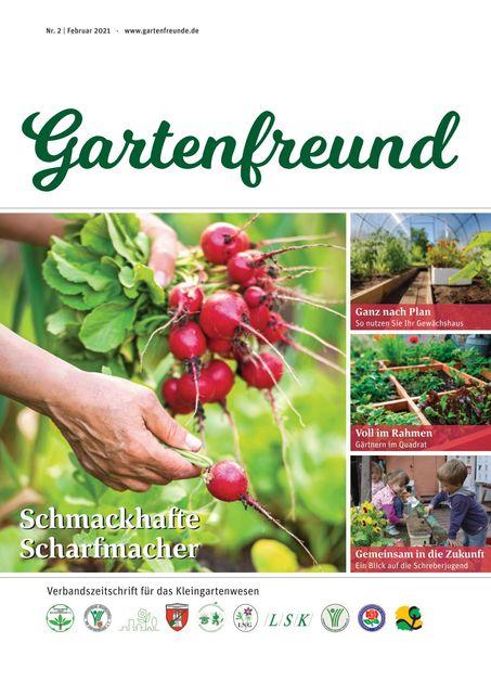 Gartenfreund 2021-02-01