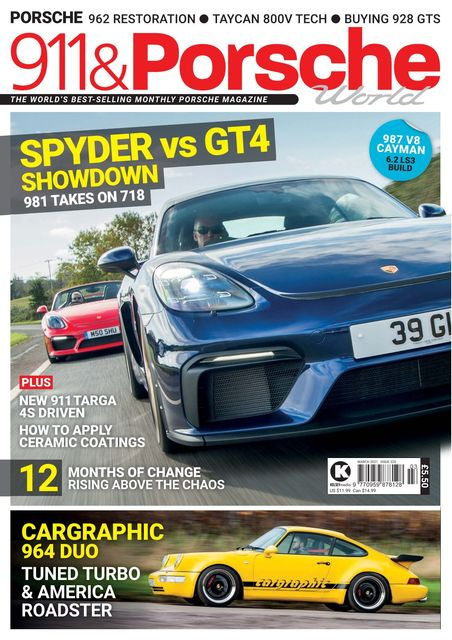 911 & Porsche World issue 03/2021