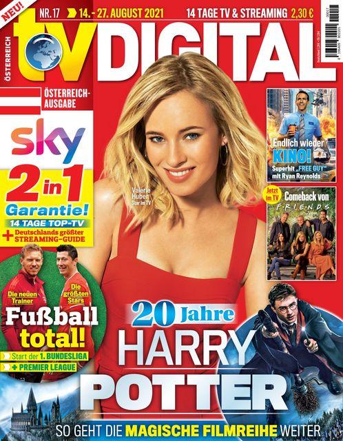 TV Digital Österreich 2021-08-06