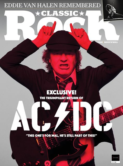 Classic Rock issue 12/2020