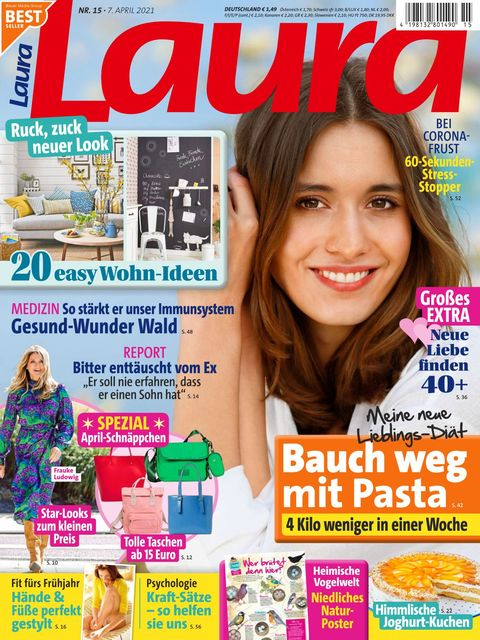 Laura Ausgabe 15/2021