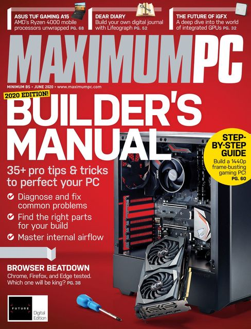 Maximum PC Magazine 2020-05-26