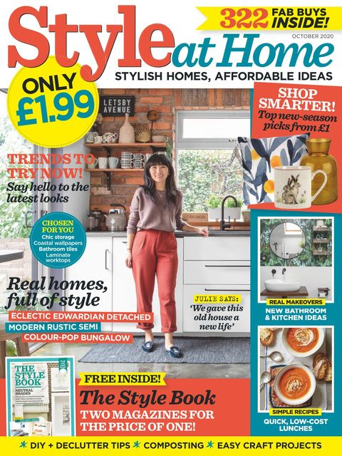 Style at Home Magazine 2020-09-02