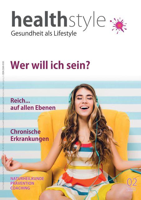 healthstyle - Gesundheit als Lifestyle Ausgabe 02/2021