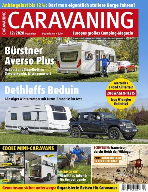 Caravaning Ausgabe 12/2020