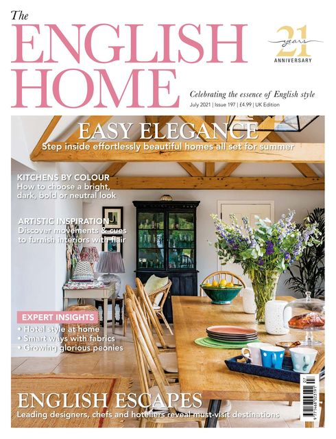 The English Home issue 07/2021