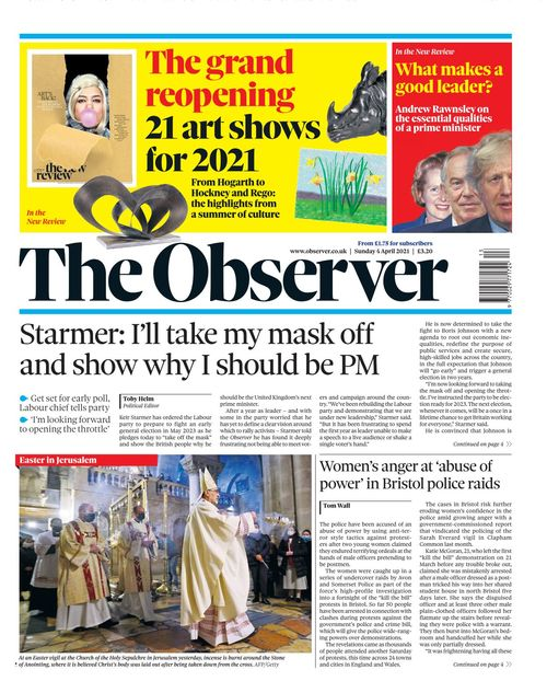 The Observer 2021-04-04