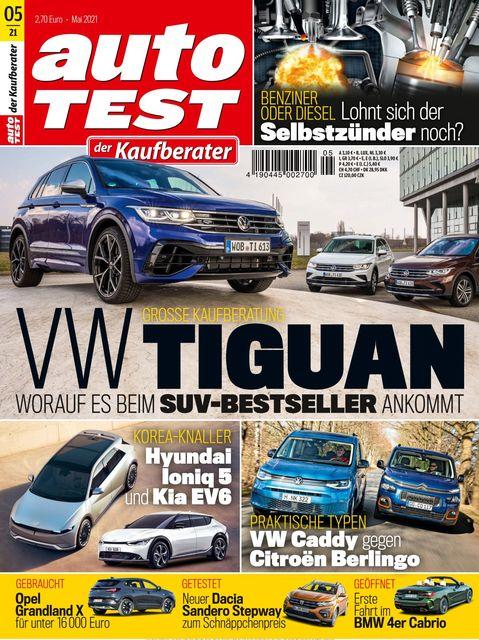 AUTO TEST Ausgabe 05/2021