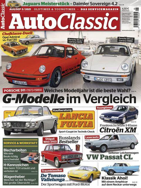 Auto Classic Ausgabe 05/2021