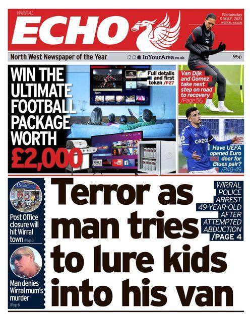 Liverpool Echo 2021-05-05