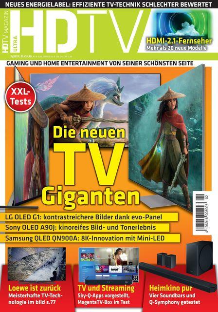 HDTV Ausgabe 02/2021