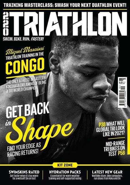 220 Triathlon issue 10/2020