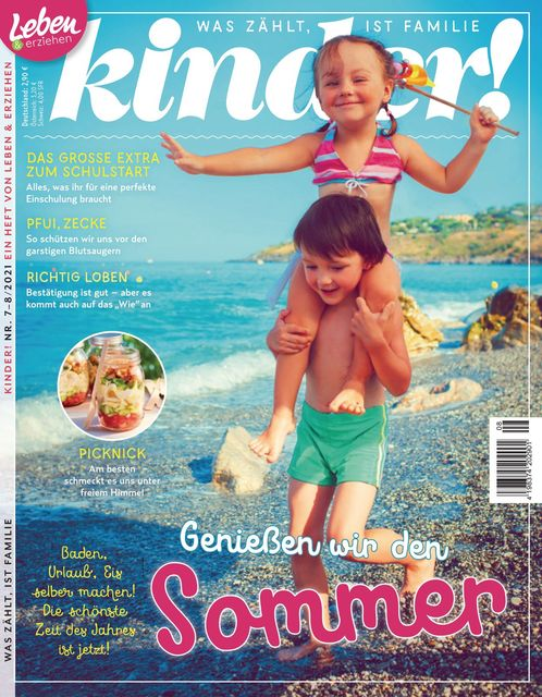 kinder! Ausgabe 07-08/2021