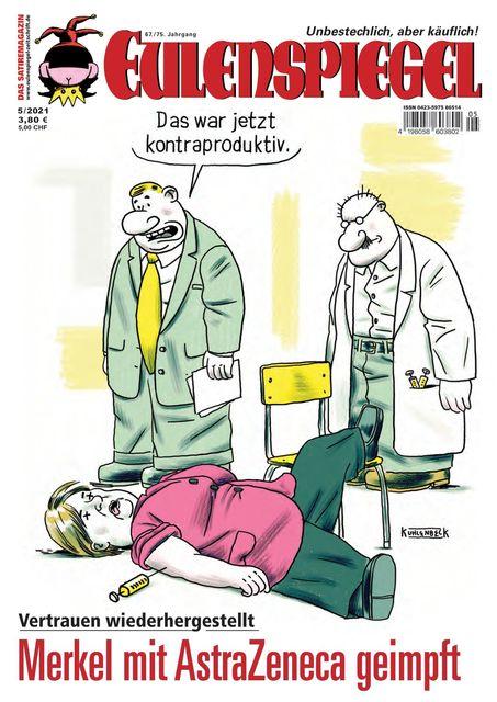 EULENSPIEGEL Ausgabe 05/2021