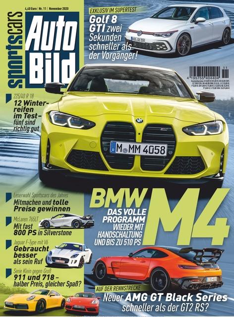 AUTO BILD Sportscars 2020-10-09