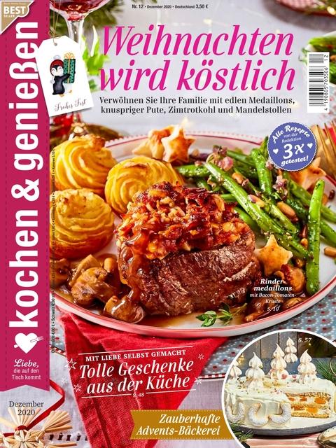 Kochen und Genießen Ausgabe 12/2020