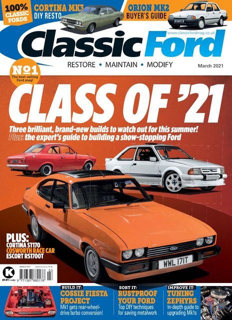 Classic Ford issue 03/2021