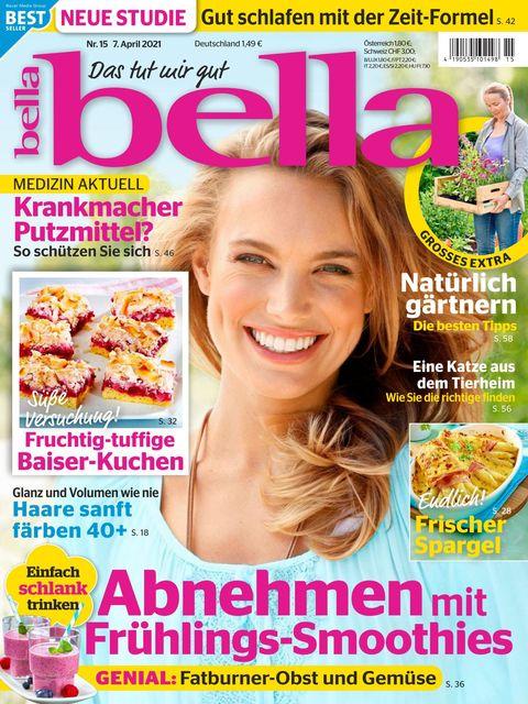 Bella Ausgabe 15/2021