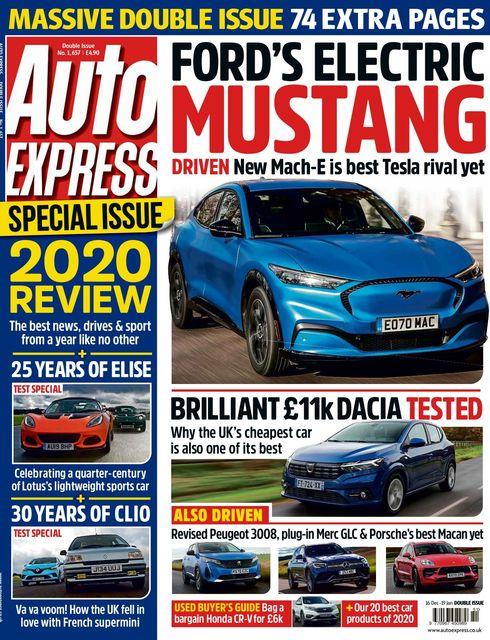 Auto Express 2020-12-17