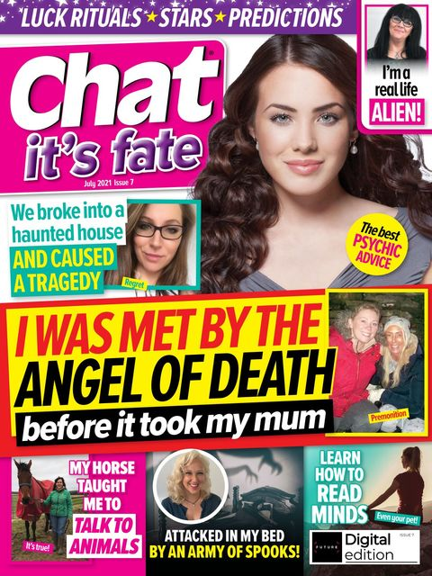 Chat It's Fate Magazine issue 07/2021