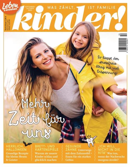 kinder! Ausgabe 10/2020