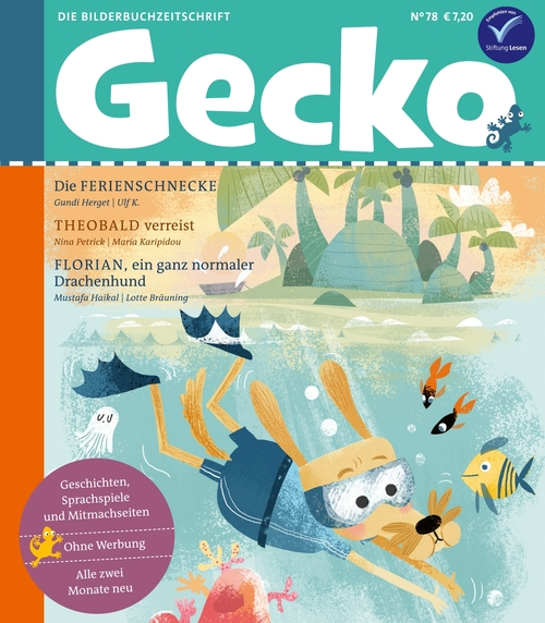 Gecko Ausgabe 04/2020