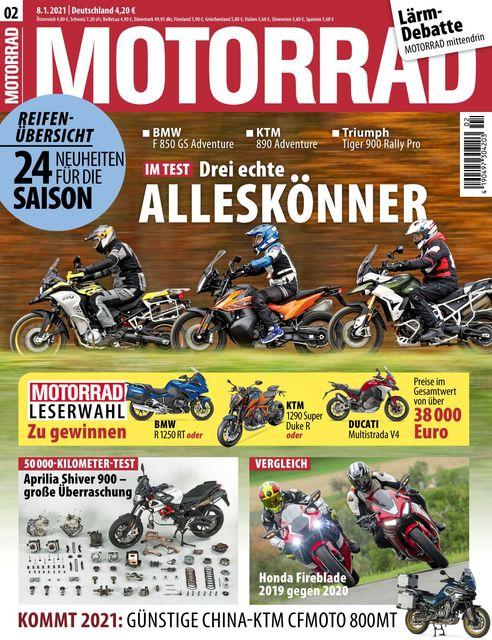 Motorrad 2021-01-07