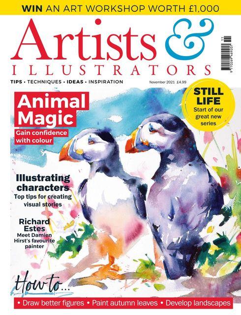 Artists & Illustrators issue 11/2021