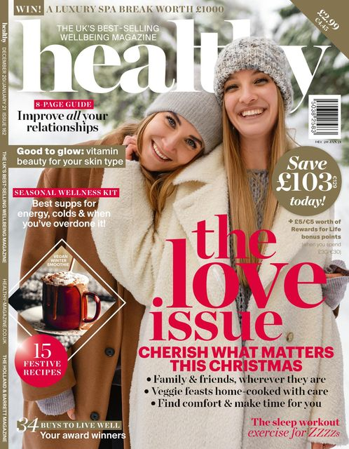 Healthy issue 12-01/2021