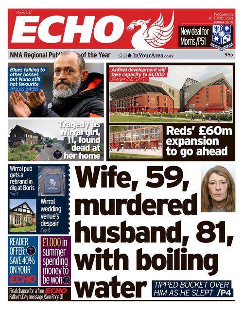 Liverpool Echo 2021-06-16