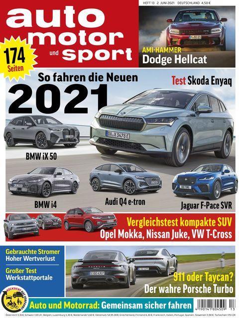 Auto Motor und Sport Magazin 2021-06-02