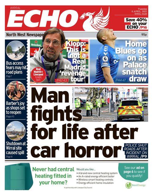 Liverpool Echo 2021-04-06