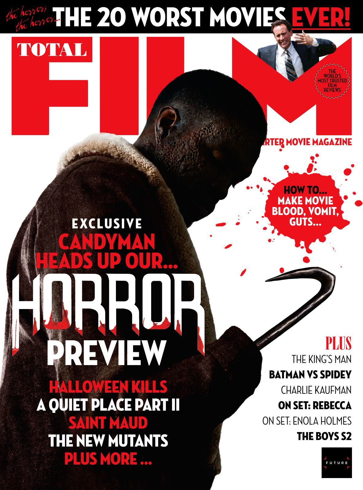 Total Film - issue 09/2020
