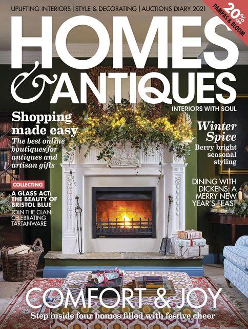 Homes & Antiques 2020-12-09