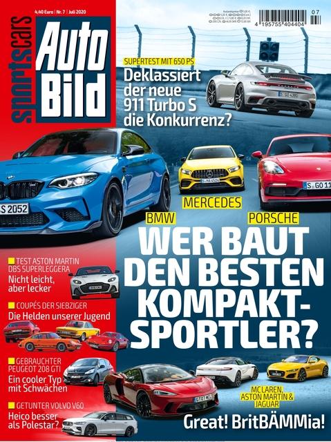 AUTO BILD Sportscars 2020-06-12