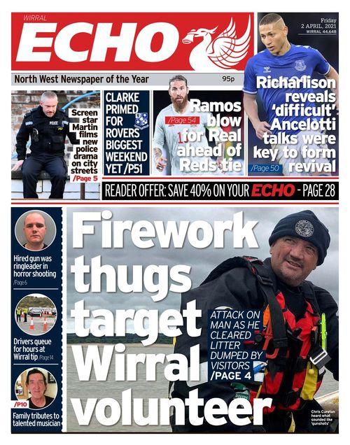 Liverpool Echo 2021-04-02