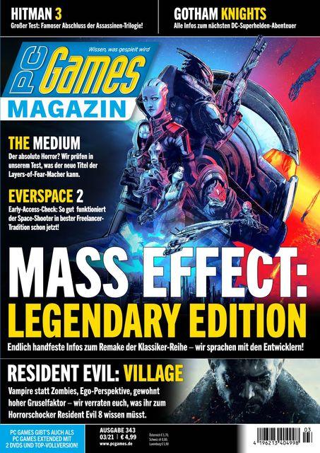 PC Games Ausgabe 03/2021