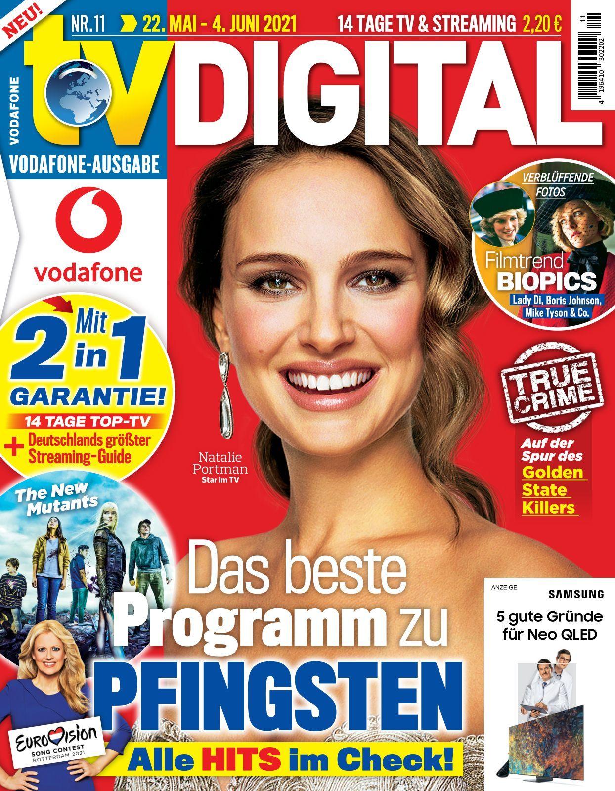 TV Digital Vodafone   18 18 18