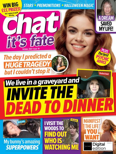 Chat It's Fate Magazine issue 10/2021