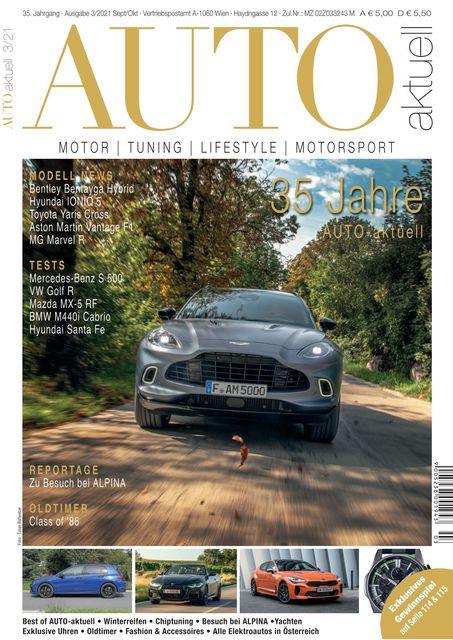 AUTO-aktuell Ausgabe 3/2021