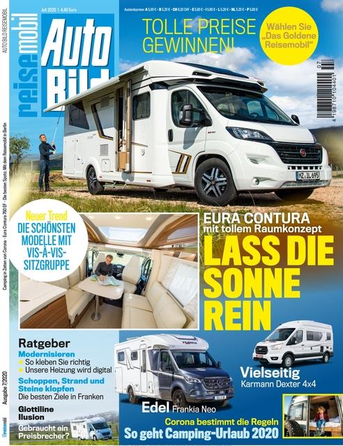 AUTO BILD Reisemobil Ausgabe 07/2020