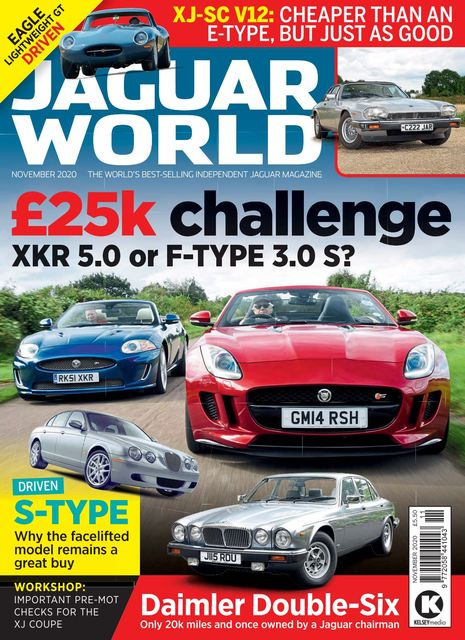 Jaguar World issue 11/2020